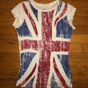 Miley Cyrus & BCBG Collab T shirt